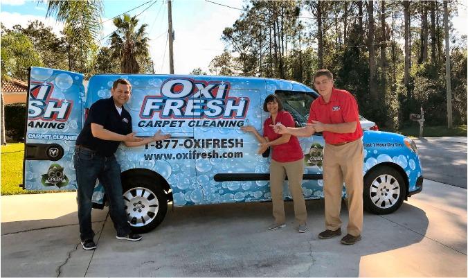 Étude de Cas - Oxi Fresh
